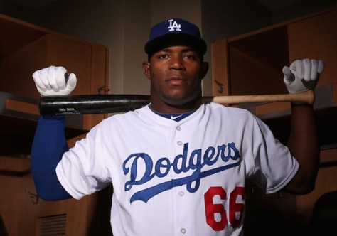 Yasiel Puig is the Dodgers Straw that Stirs the Drink.