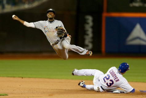 Dee+Gordon+Miami+Marlins+v+New+York+Mets+Ql9YSd89oJzl