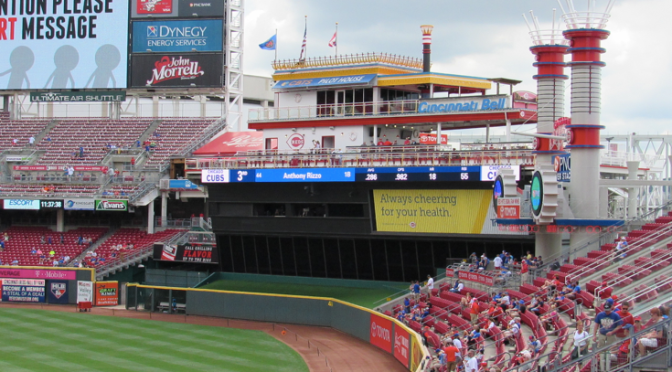 A Cubbies-Redlegs Summer Matinee