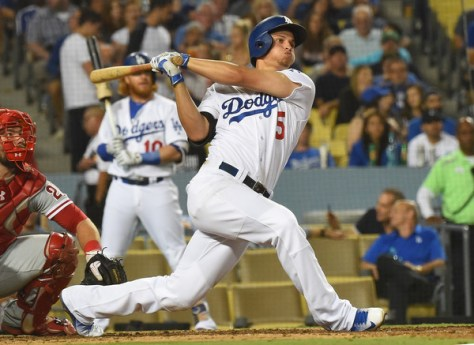 Corey+Seager+Philadelphia+Phillies+v+Los+Angeles+z7I09AcuHs4l