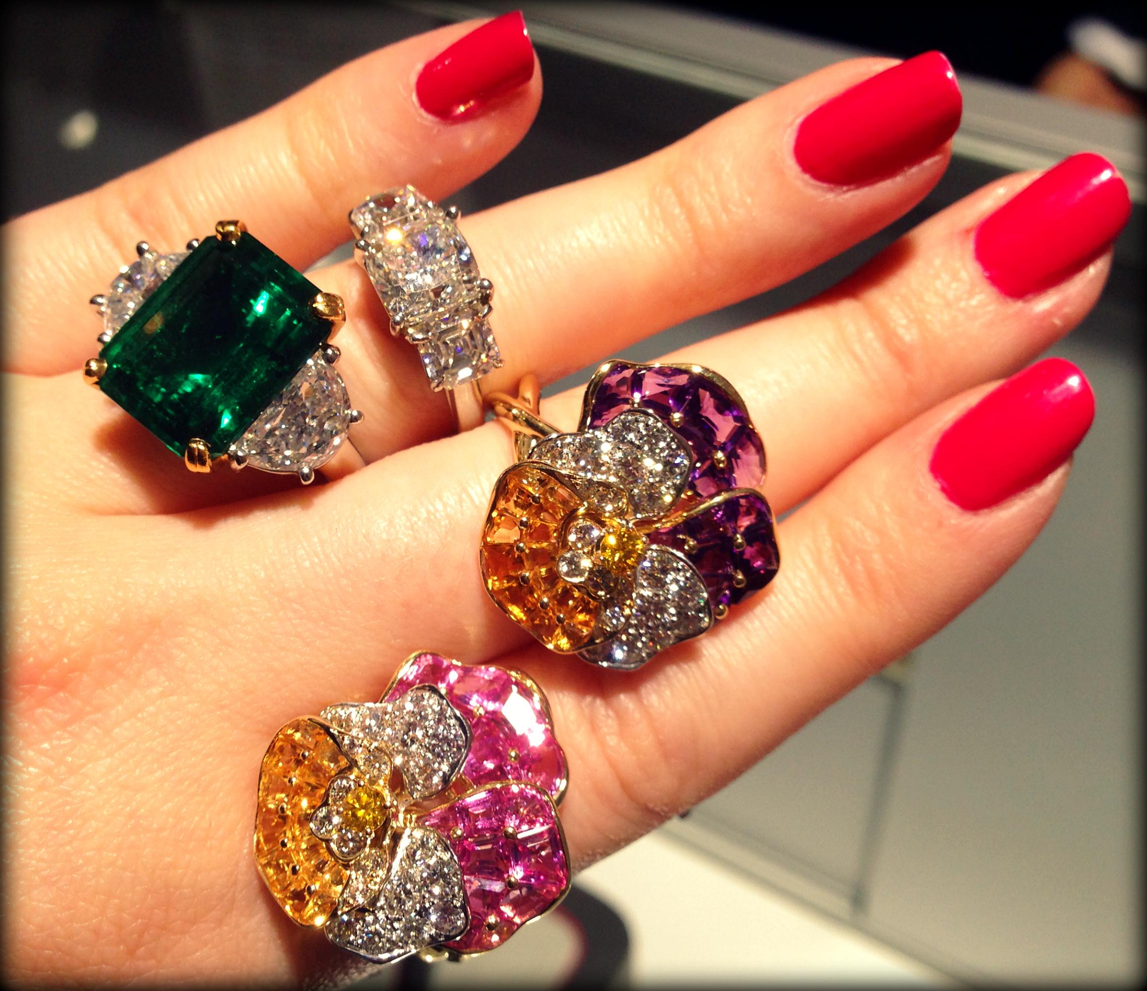 1 Million Dollar Wedding Ring Hd Image