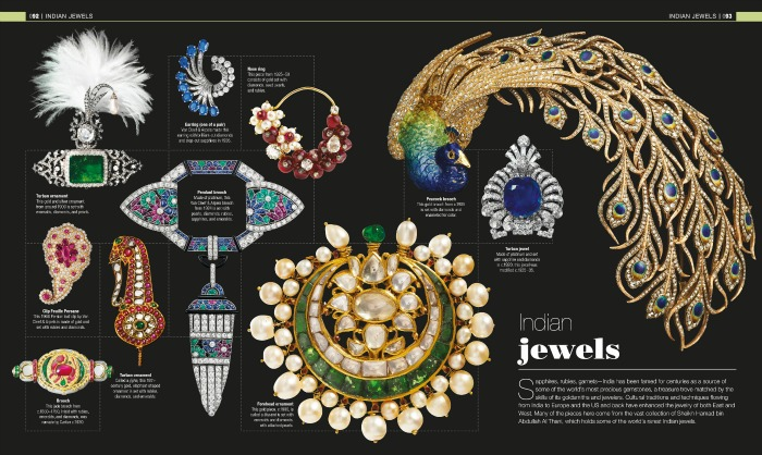 A peek inside the Indian jewels of Gem. Images reproduced by permission of DK, a division of Penguin Random House fromGem ©2016 by DK. All rights reserved.