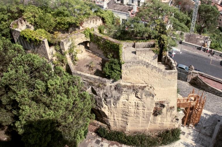 Le jardin fascinoso giardino segreto all 39 ombra del castel - Il giardino segreto napoli ...