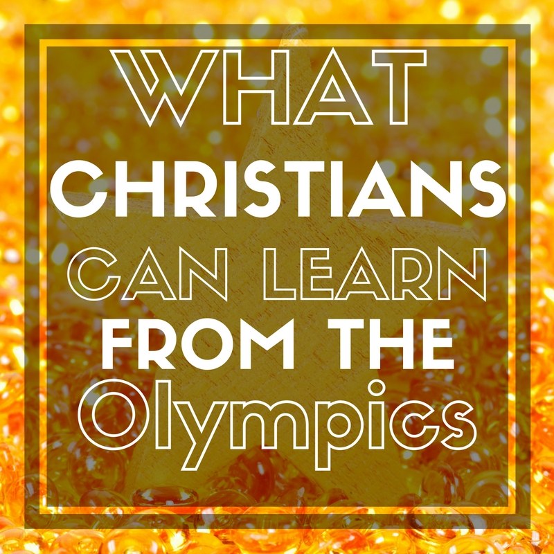 What Christians Can Learn from the Olympics