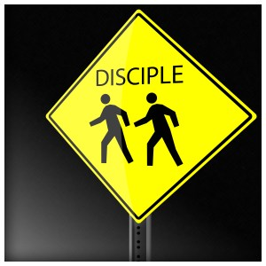 You are making disciples when others watch your life.