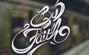 Faith is just trusting God to be God.