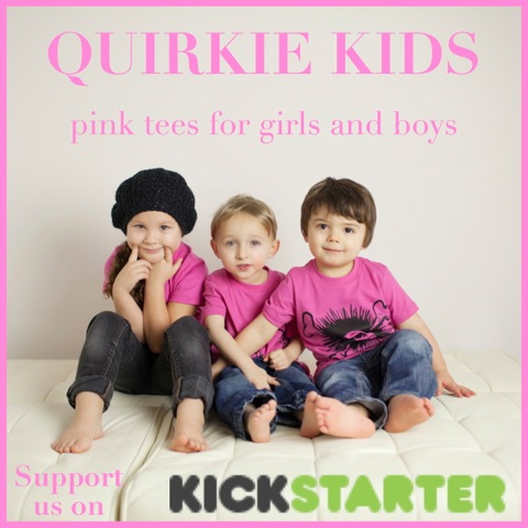 Let Them {All} Wear Pink: Quirkie Kids