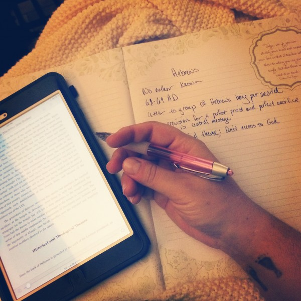 Tattoos and Writing