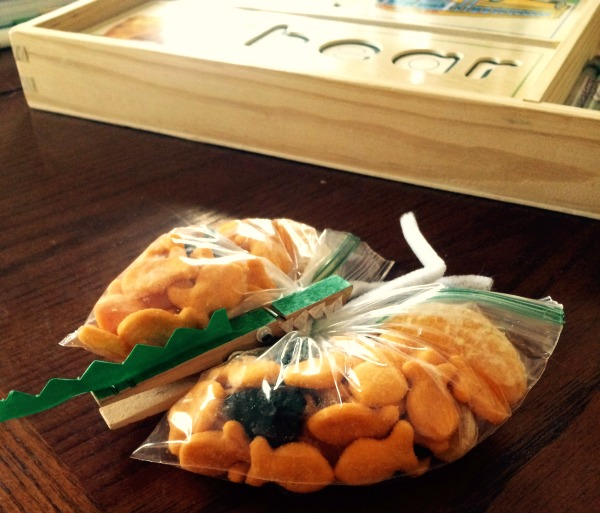 Goldfish Crackers Snack Ideas 4