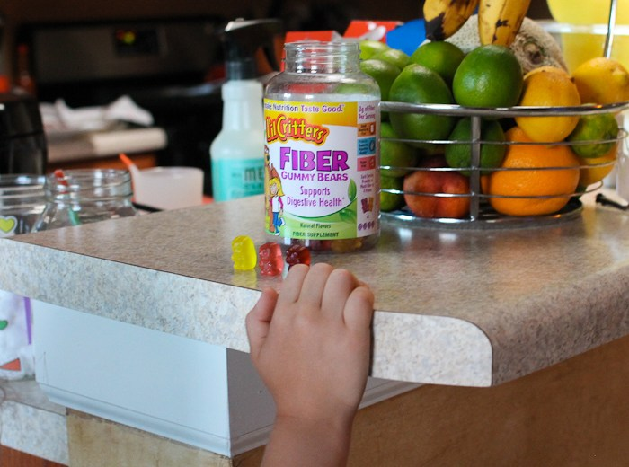 Why we love  L'il Critters™ Fiber Gummy Bears + a chance to win a $100 gift card!