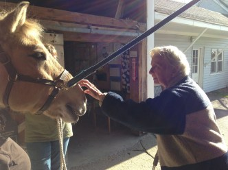 mom horse 9 reduced A Love of Horses Brings Back Good Memories