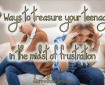 Frustrated with your teenagers? Oh ... how easy that comes. Would you like to treasure your teenagers instead? Here are 3 ways to do that.
