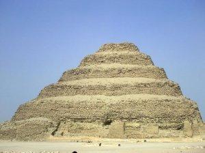 Piramide Escalonada en Sakkara