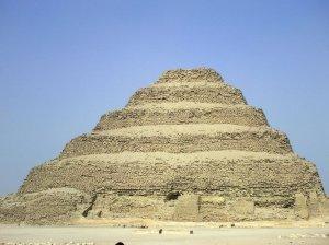 Piramide Escalonada de Zoser