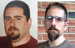 Antes e agora