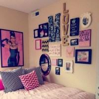 TRÊS maneiras diferentes de decorar a parede do seu quarto