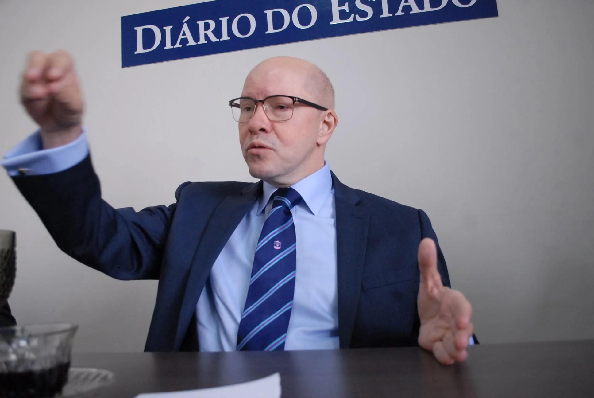 De volta ao jogo político em Goiás — Demóstenes