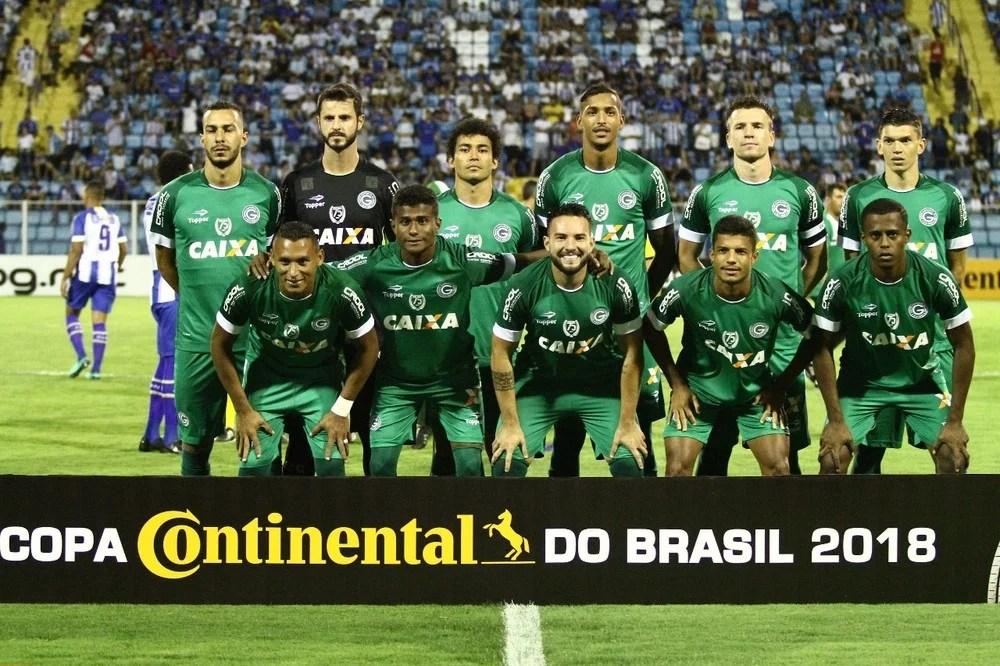 Goiás encara o Grêmio pelas oitavas de final da Copa do Brasil