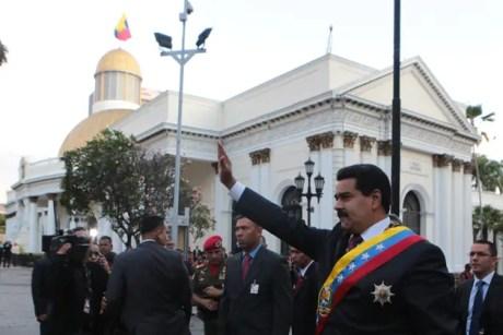 El Presidente invitó este domingo a la movilización nacional por la vida y por la paz