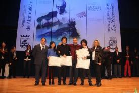 GALARDONADOS CERTAMEN ANDRES SEGOVIA 2017