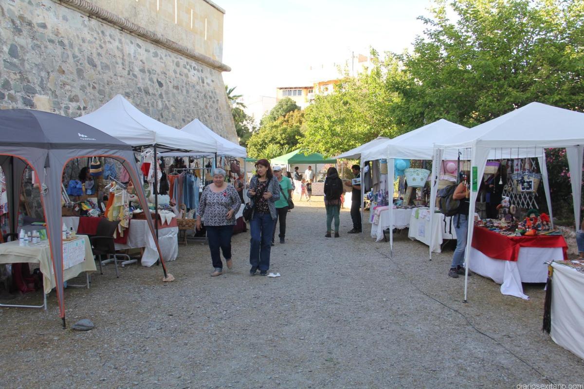 La Herradura celebró un Encuentro de Vida Saludable en el Castillo