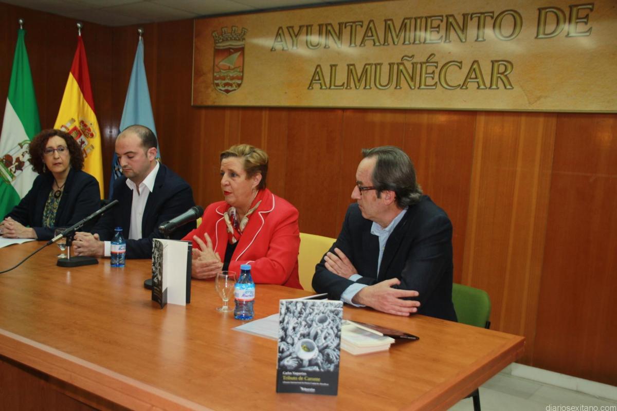 Almuñécar es protagonista este viernes y sábado como subsede del Festival Internacional de Poesía.