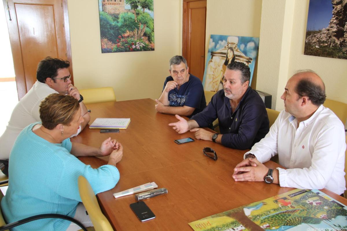El Comercio Sexitano se quiere implicar en las actividades culturales de Almuñécar