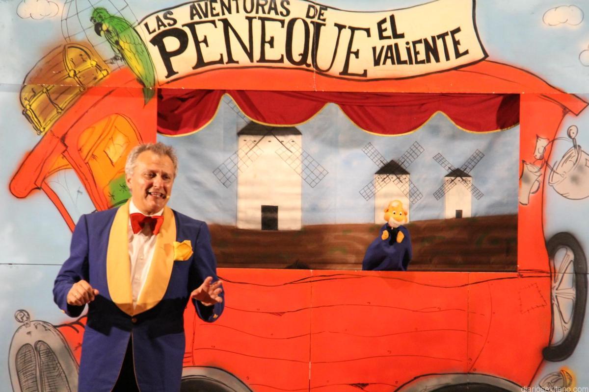 La Herradura celebrará del 3 al 6 de agosto el XIX Festival de Títeres