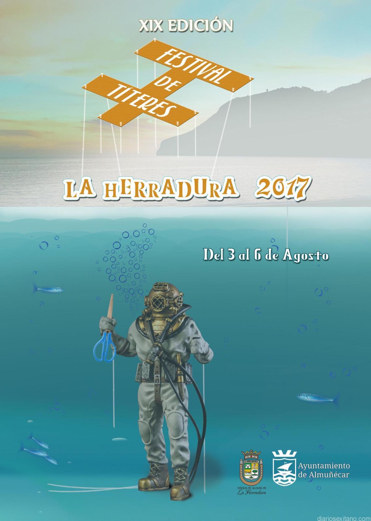 Hoy arranca en La Herradura el XIX Festival de Títeres
