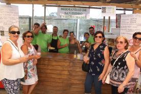 HERMANDAD VIRGEN MADRE TORRECUEVAS EN FERIA DIA 17
