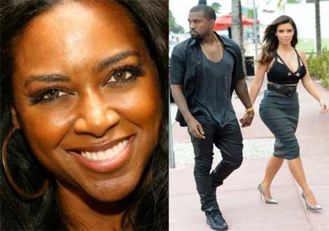 Kenya Moore's Kanye Fantasies