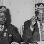Jomo Kenya and Jaramogi
