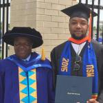 Dr.Githua Kariuki's son graduates with Masters' Degree in Electrical Engineering
