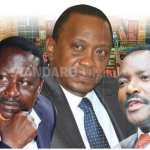 The politics of Raila, Kalonzo perks
