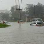 VIDEO:Nairobi flooded, cars swept by raging waters