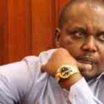 MP Shamed In front of First Lady Margaret Kenyatta