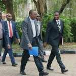 Uhuru reorganises State departments