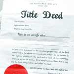 """WILL THE """"MULTIPLICATION/DUPLICATION"""" OF TITLE DEEDS OF PROPERTIES, LEAD KENYA TO BECOME A FAILED STATE?:"""
