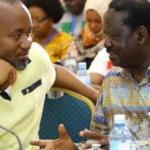 VIDEO:Mutahi Ngunyi Explains How Raila is Using Joho to Kill CORD