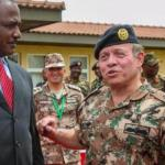 King Abdullah Bumps into His Former Classmate in Nairobi