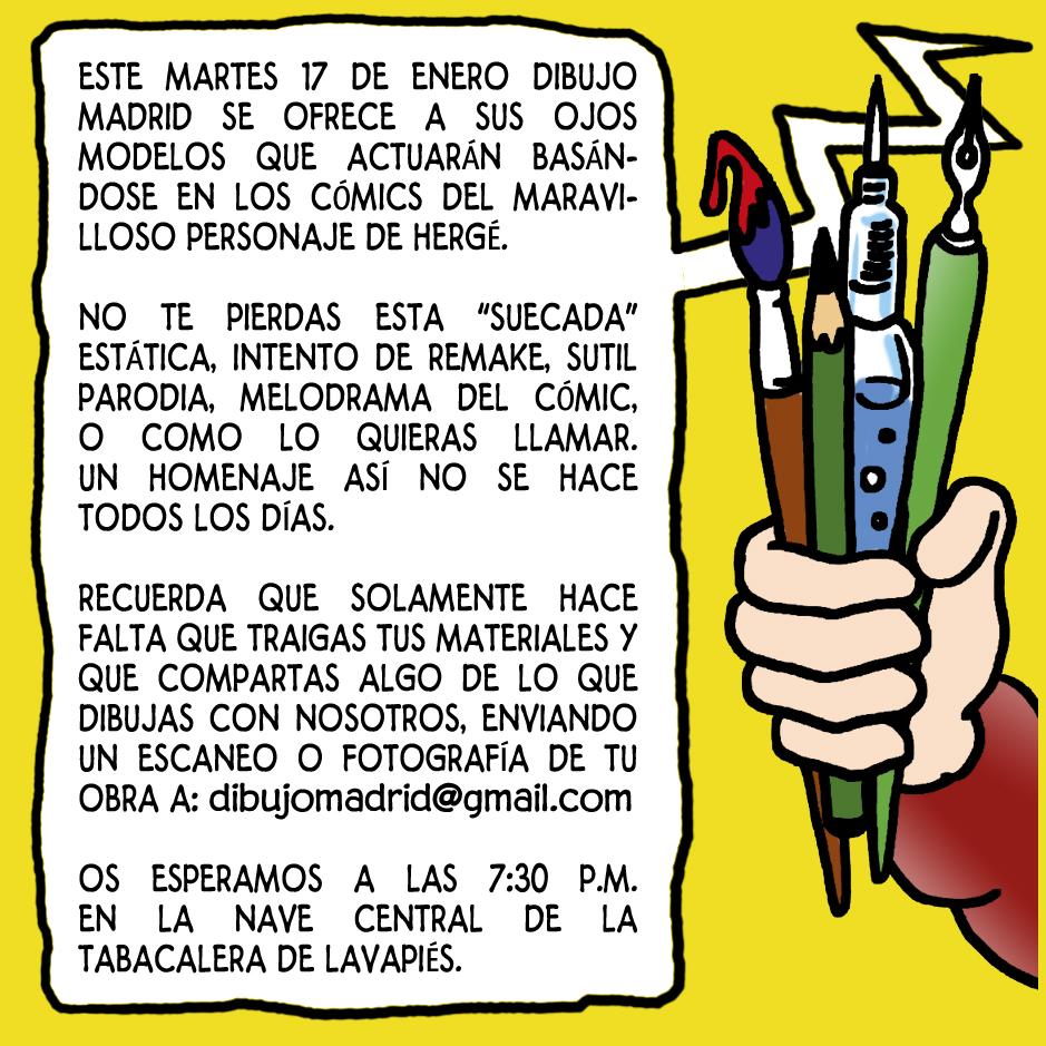 Dibujo Madrid