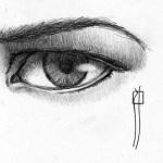 dibujar a lapiz ojos (4)