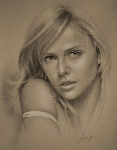 dibujos a lapiz increibles de rostros (2)