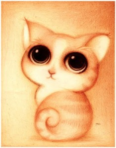 dibujos a lapiz de animales (11)