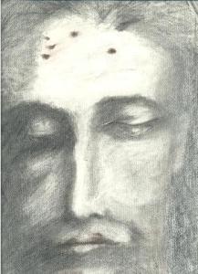 dibujos a lapiz jesus (5)