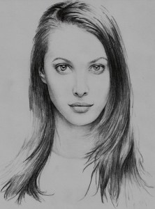 ¿Cómo dibujar a lapiz un rostro (23)