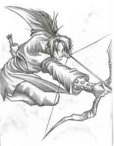 Dibujos a lápiz con sombras (13)