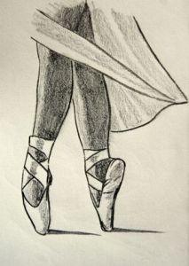 Dibujos a lápiz blanco (13)