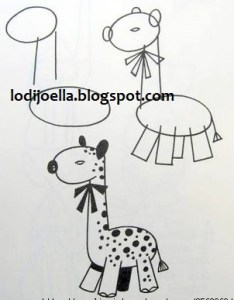 Aprender a hacer dibujos a lápiz simples (9)