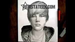Dibujos a lápiz de Justin Bieber (12)